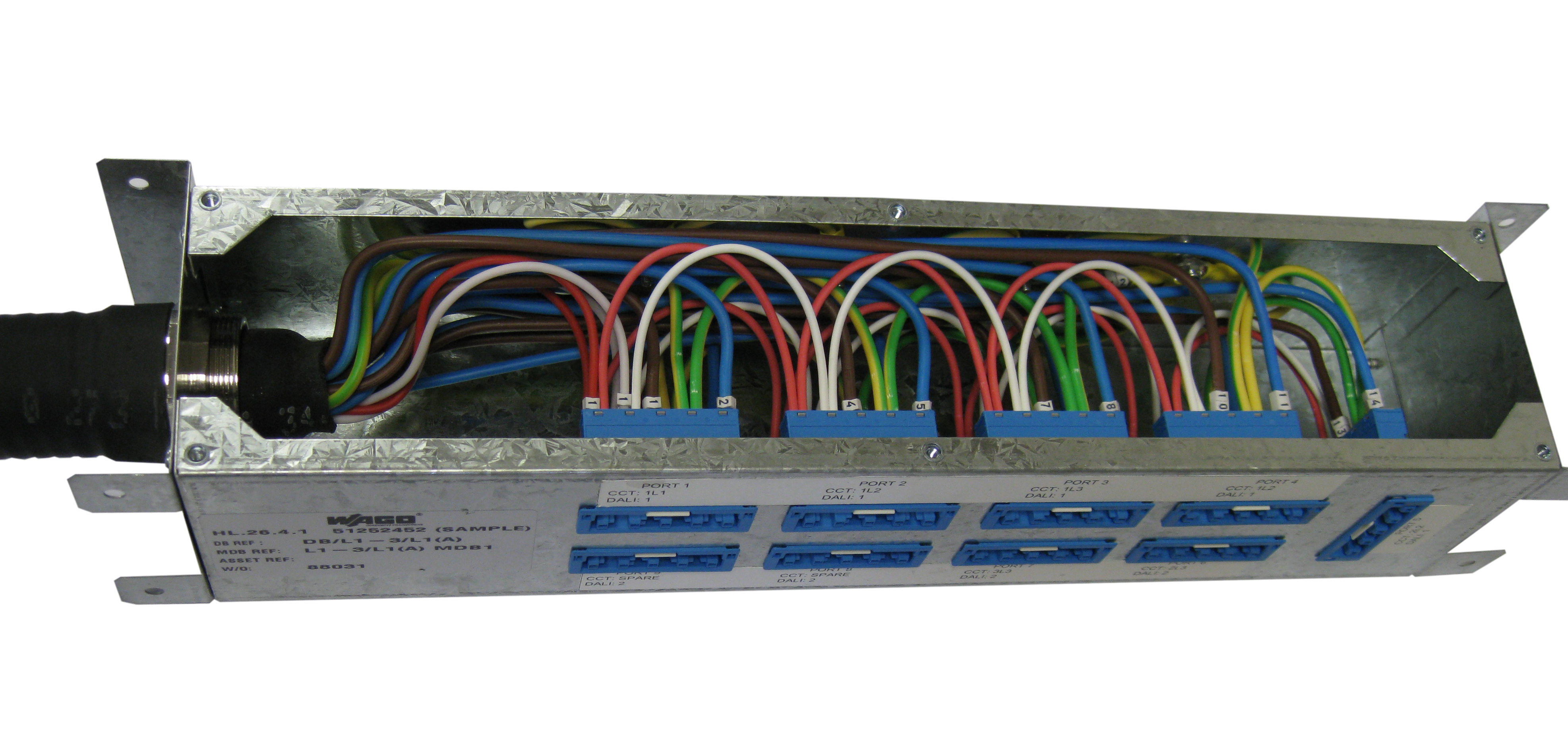 Myth Busters Modular Wiring Professional Electrician Home Run Cable More Information On Wagos Winsta Connection System Visit Http Globalwagocom Uk