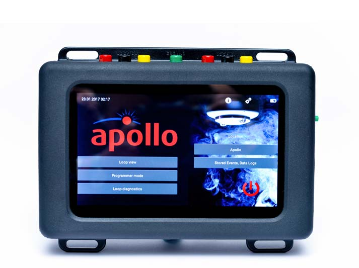 Apollo Launches New Test Set For Addressable Protocol Commissioning and Fault-Finding