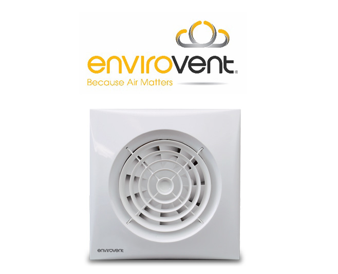 Envirovent Extends Silent Fan Range Professional Electrician
