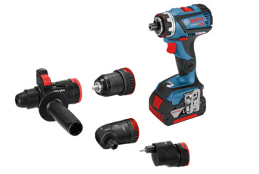 For Versatility and Flexibility: Bosch Professional 18V Drill Driver with Flexiclick