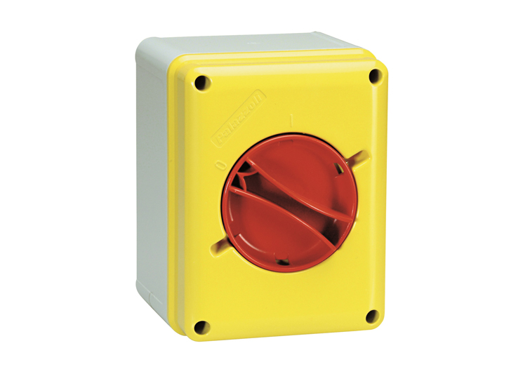 Lewden's Isolator Switch Range Covers All Areas