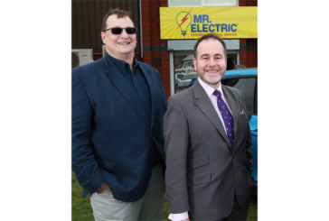 MP Gets Fully Charged with Mr.Electric