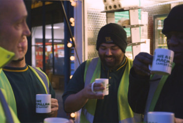 Macmillan Cancer Support Unites Behind Trade Professionals in Support of Men with Cancer