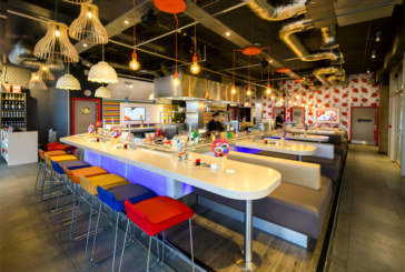 London and Leeds YO! Sushi Sites Benefit from Tamlite LED Upgrades