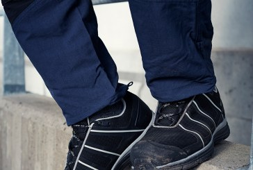 WIN: Solid Gear Evolution Black Safety Shoe – 3 Pairs to Win