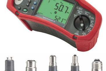Beha-Amprobe ProInstall-75-UK Multifunction Installation Tester with free Light Check Adapters offer