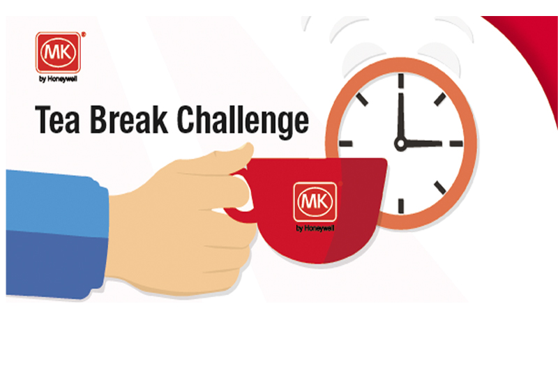 MK Electric Tea Break Challenge – June 2018