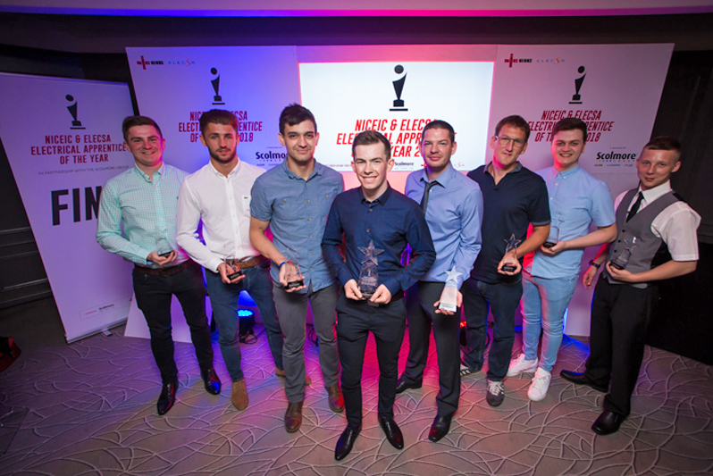 Electrical Apprentice of the Year Winner Announced