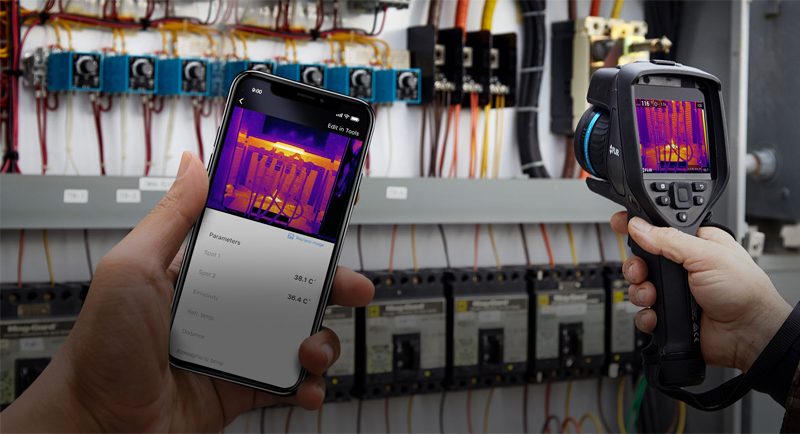 New Flir InSite Mobile Application Simplifies Inspection Management