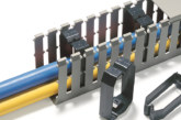 Panel Show: HellermannTyton Launches New Ducting Range for Panel Builders