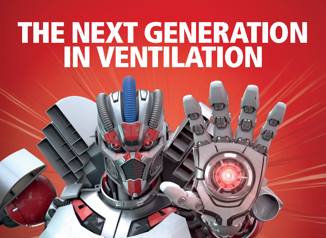 Dominator – The Next Generation in Ventilation
