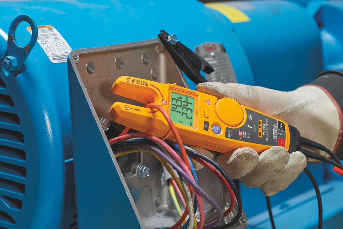Product Test: Fluke T6 Electrical Tester