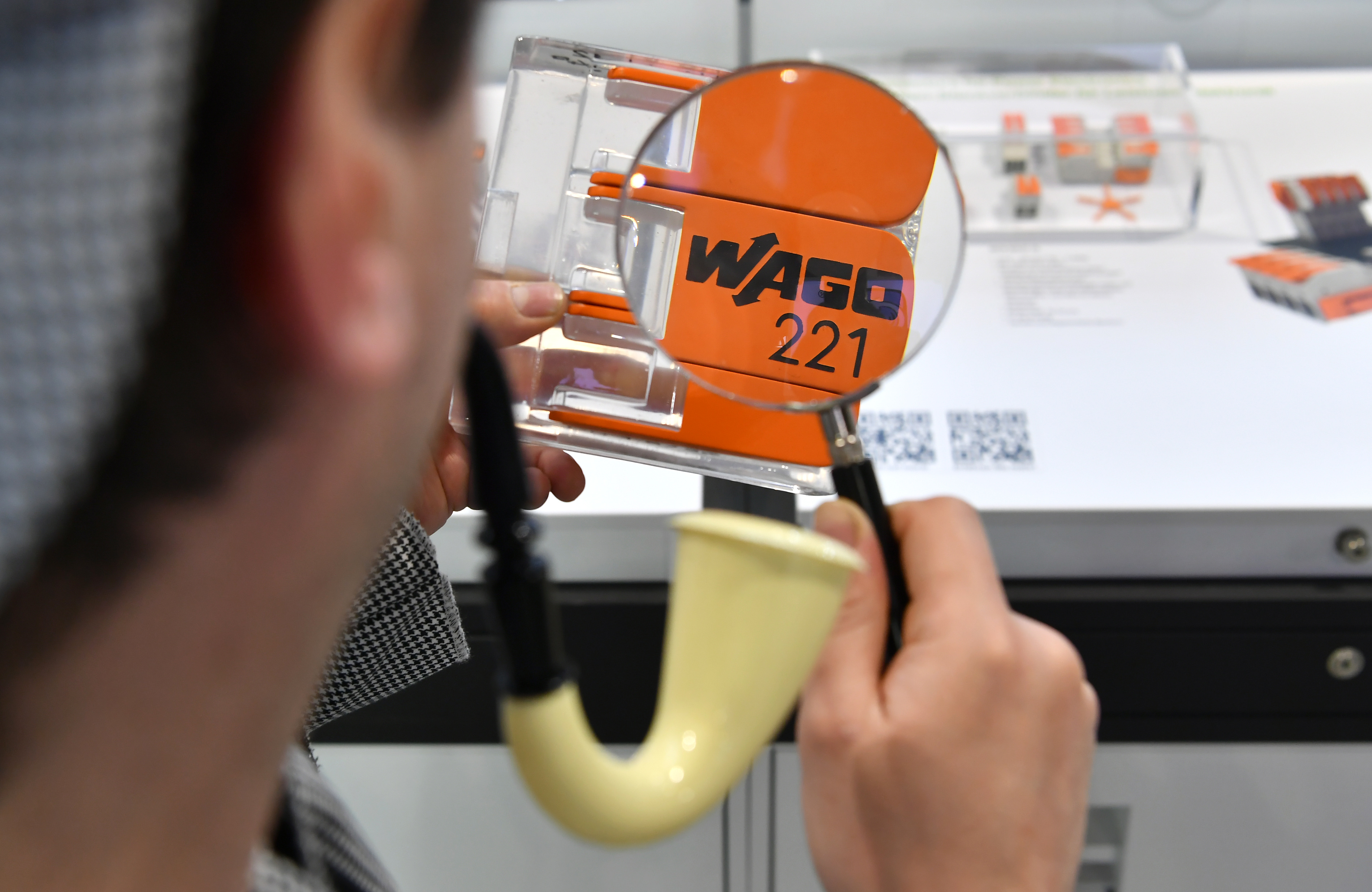 Join the hunt for clues at Elex Coventry and win £500 of WAGO products