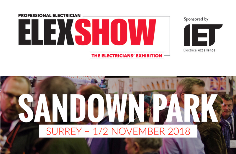 See All The Leading Names At ELEX Sandown – 1st & 2nd November