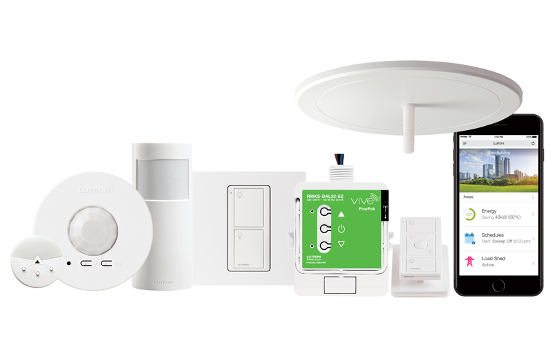 Lutron Launches Vive Wireless Lighting Control System