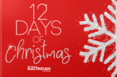 12 Days of Christmas: Day 1 WIN an Aico 3000 Series Alarm