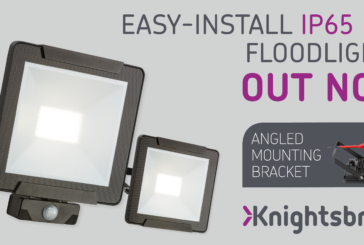 Knightsbridge Launches New Range of IP65 LED Floodlights