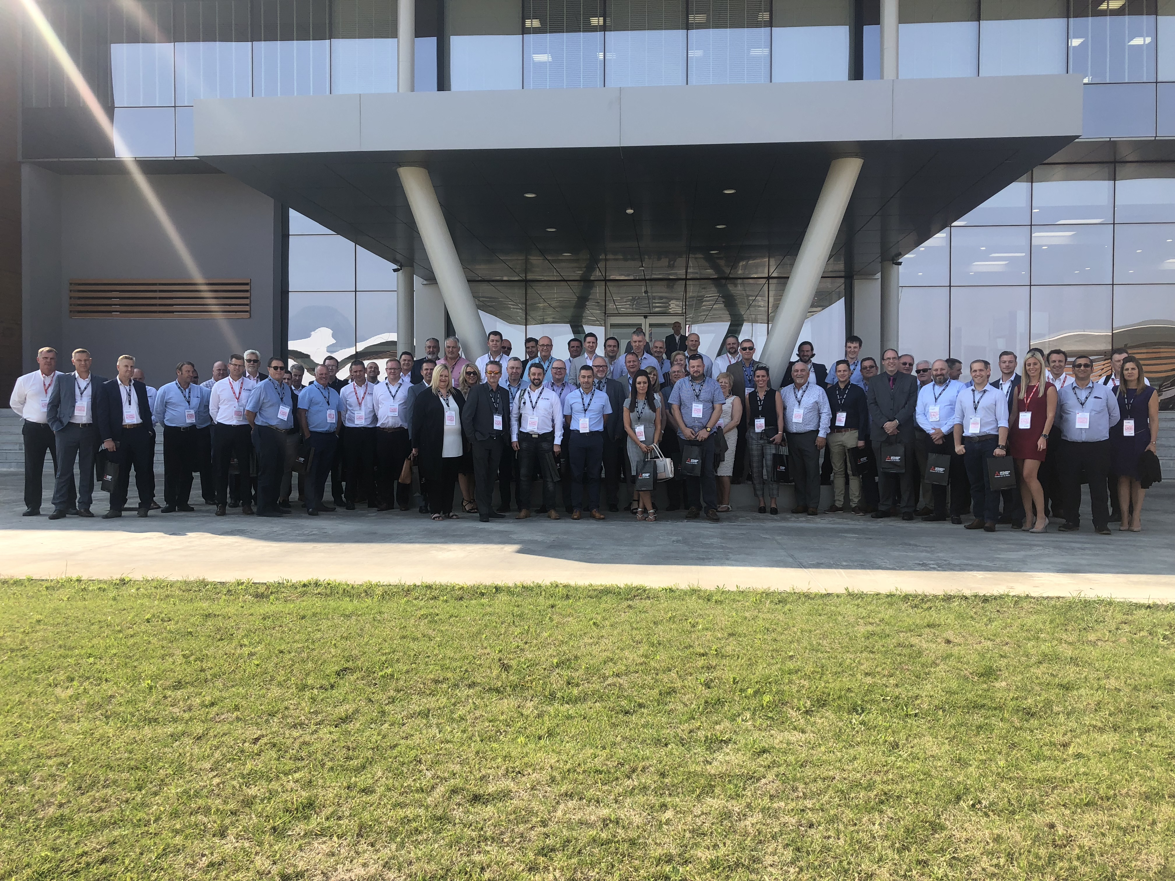 Mitsubishi Electric Showcase Newest European Factory and Production Techniques