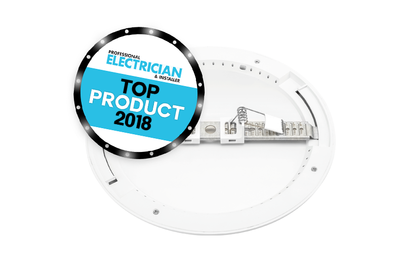 Top Products 2018: Integral LED Multi-Fit Downlights