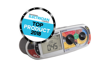 Top Products 2018: Megger MFT1741 Tester