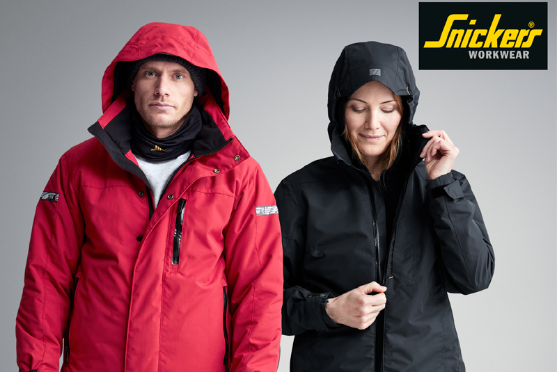 Snickers: Waterproof Jackets