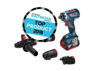 Top Products 2018: Bosch Professional 18v Drill Driver