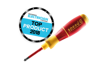 Top Products 2018: Wiha SpeedE Electronic Screwdriver