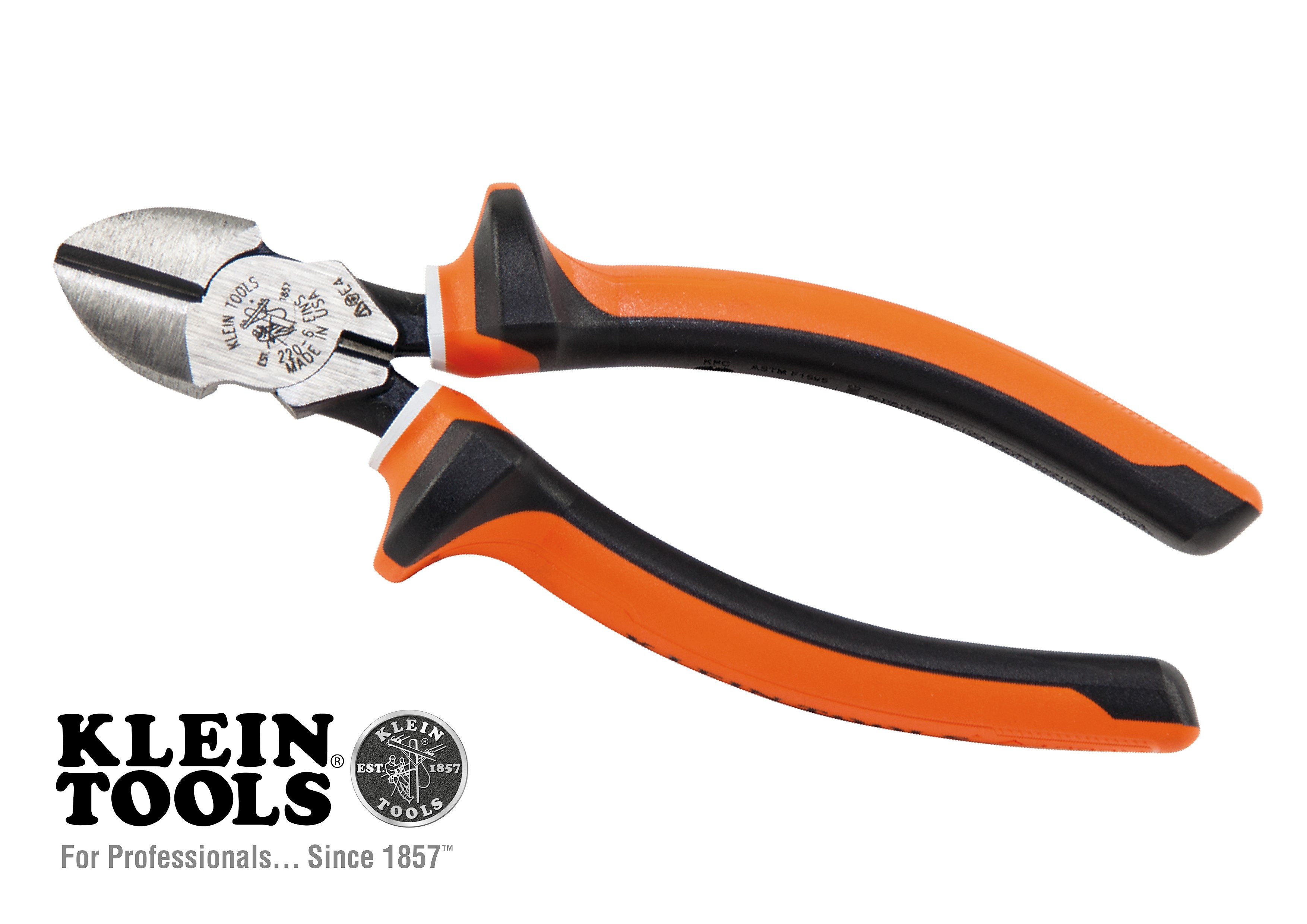 Klein Tools Launches 160mm Insulated Diagonal Cutters