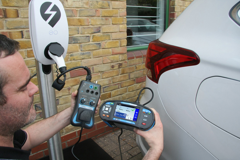 EV Charging: Do You Have The Right Test Equipment?