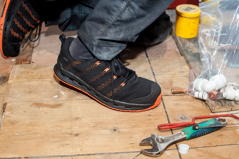 Product Test: Solid Gear One GTX Safety Shoes
