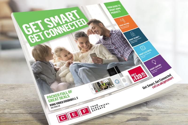 Cef Launches Get Smart Connected Guide Professional