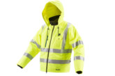 Makita Adds Heated Jackets to LXT and CXT Ranges