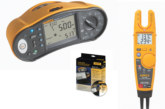 Fluke 1660 Series Multifunction Installation Testers with free T6 Electrical Tester and data management software