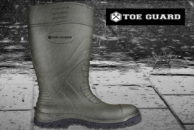 Toe Guard Boulder Safety Wellingtons To Be Won!