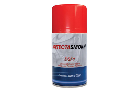 Gas Safe Europe Unveils Detectasmoke DSF1