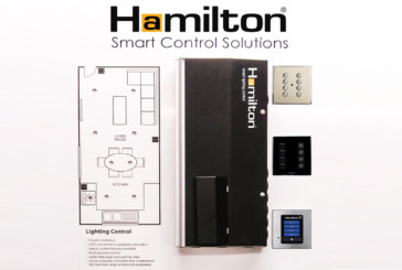 Hamilton joins CEDIA as it continues to champion Smart Controls