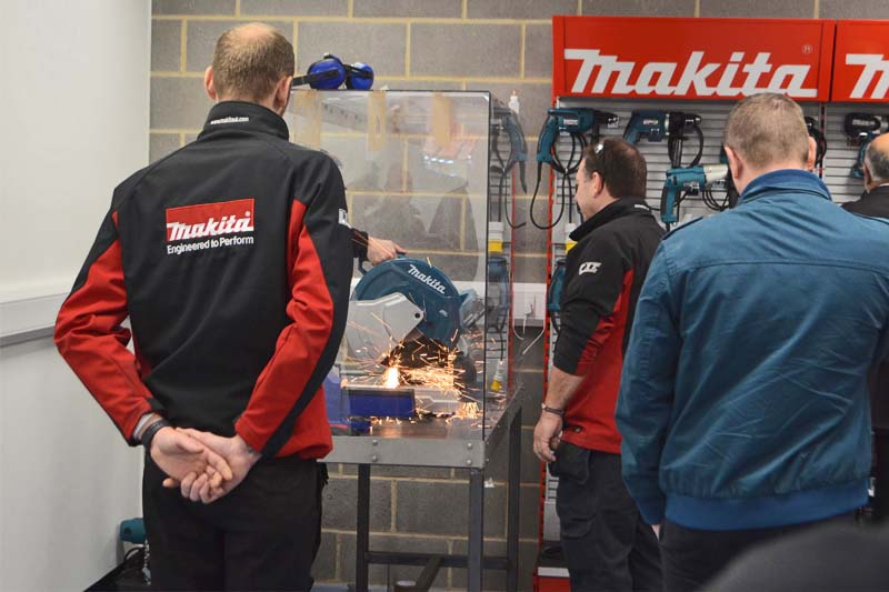 Makita's new Factory service opens in London