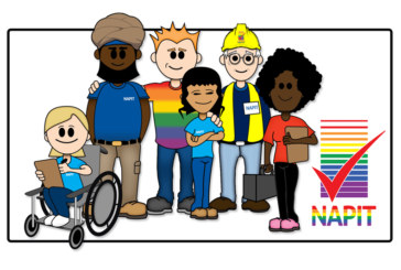 NAPIT Promotes Equality, Diversity and Inclusion Initiatives