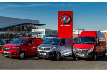 Vauxhall Launches Van Business Centres