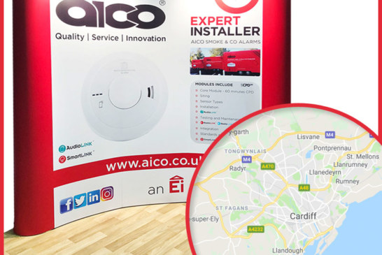 Aico to Sponsor Wales' Largest Housing Event