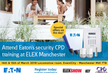 Eaton offer FREE training at ELEX