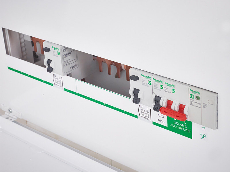 Schneider Electric Launches 18th Edition Compliant Products