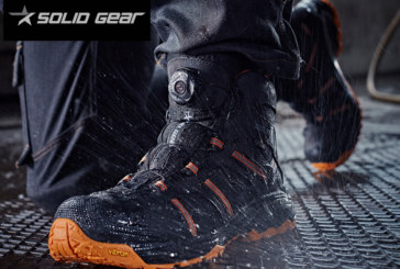 WIN: Solid Gear Phoenix Safety Boots!