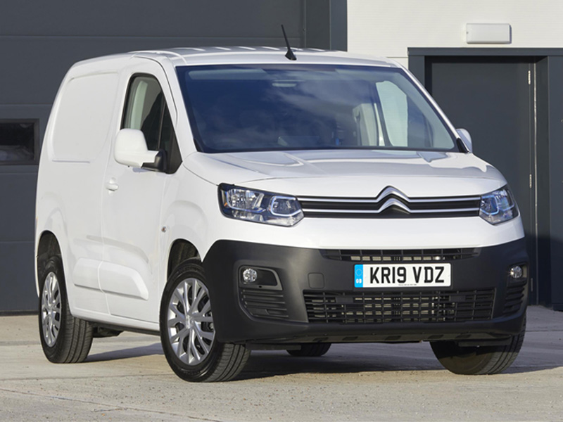 Citroën Takes Top Honours at Business Van Awards