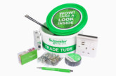 Get your hands on a trade tub from Schneider Electric – Exclusively at ELEX