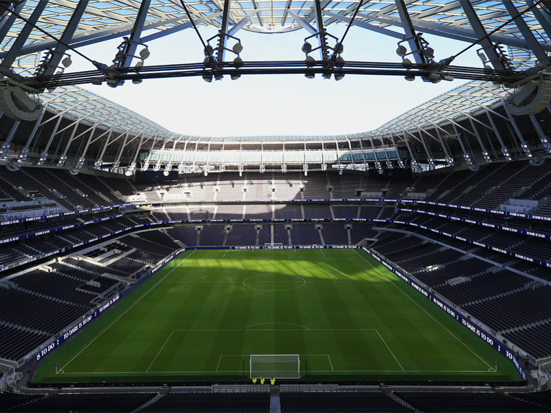 Schneider Electric Prepares for Spurs' Stadium Opening