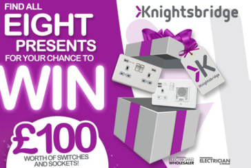 Win a prize bundle worth £100 with Knightbridge