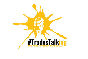TradesTalking podcast episode 1 available now!