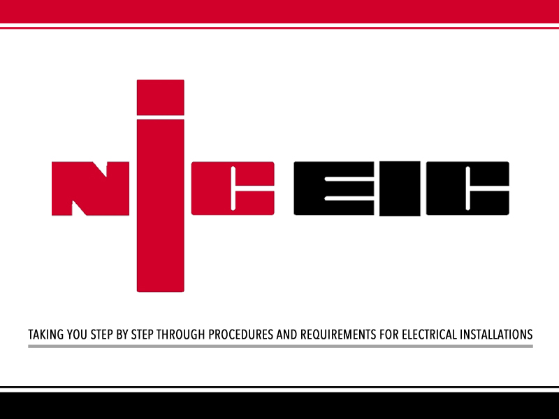 Consumer unit blanking plates - how to choose the correct type | NICEIC