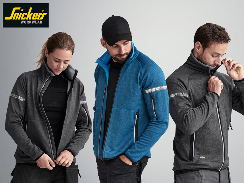 Keep Cool With Snickers' Climate Control Fleeces